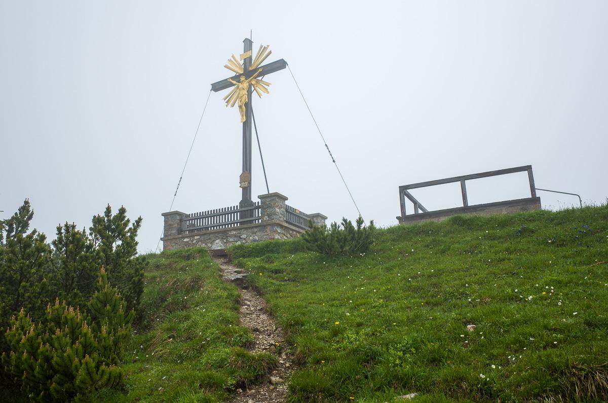 Wank Gipfel (1.780m)