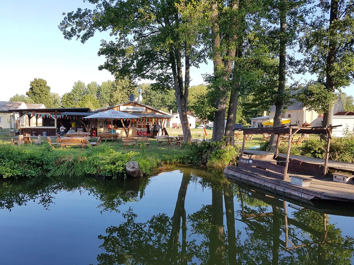 Biergarten Fleether Mühle