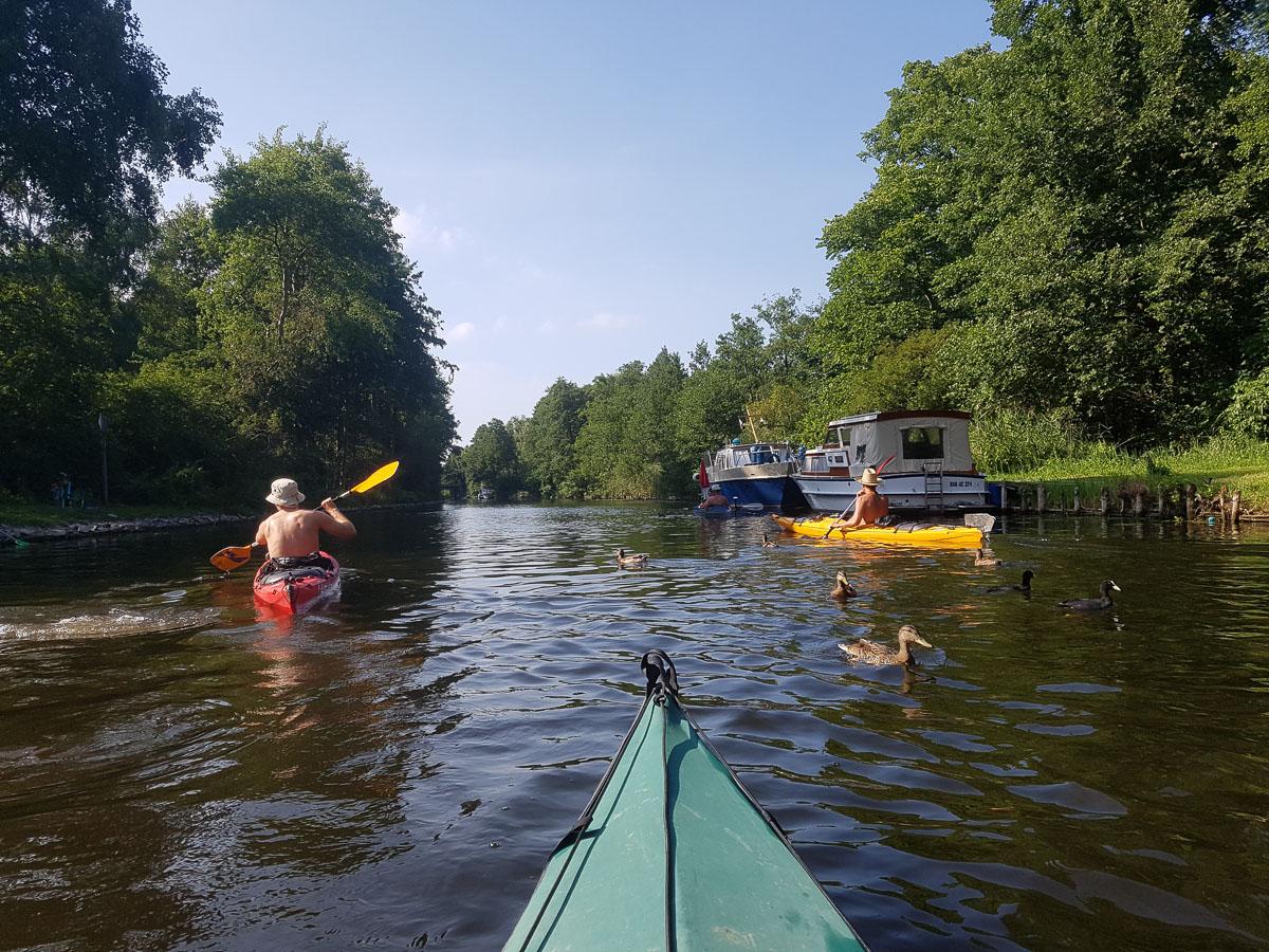Vom Woblitzsee zum Großen Labussee
